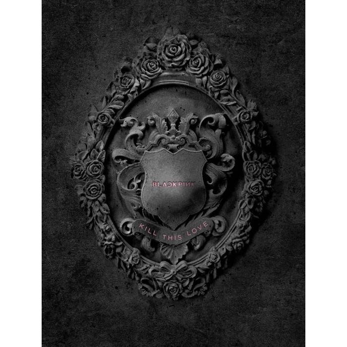 Blackpink - 2nd Mini Album KILL THIS LOVE (Black Ver)