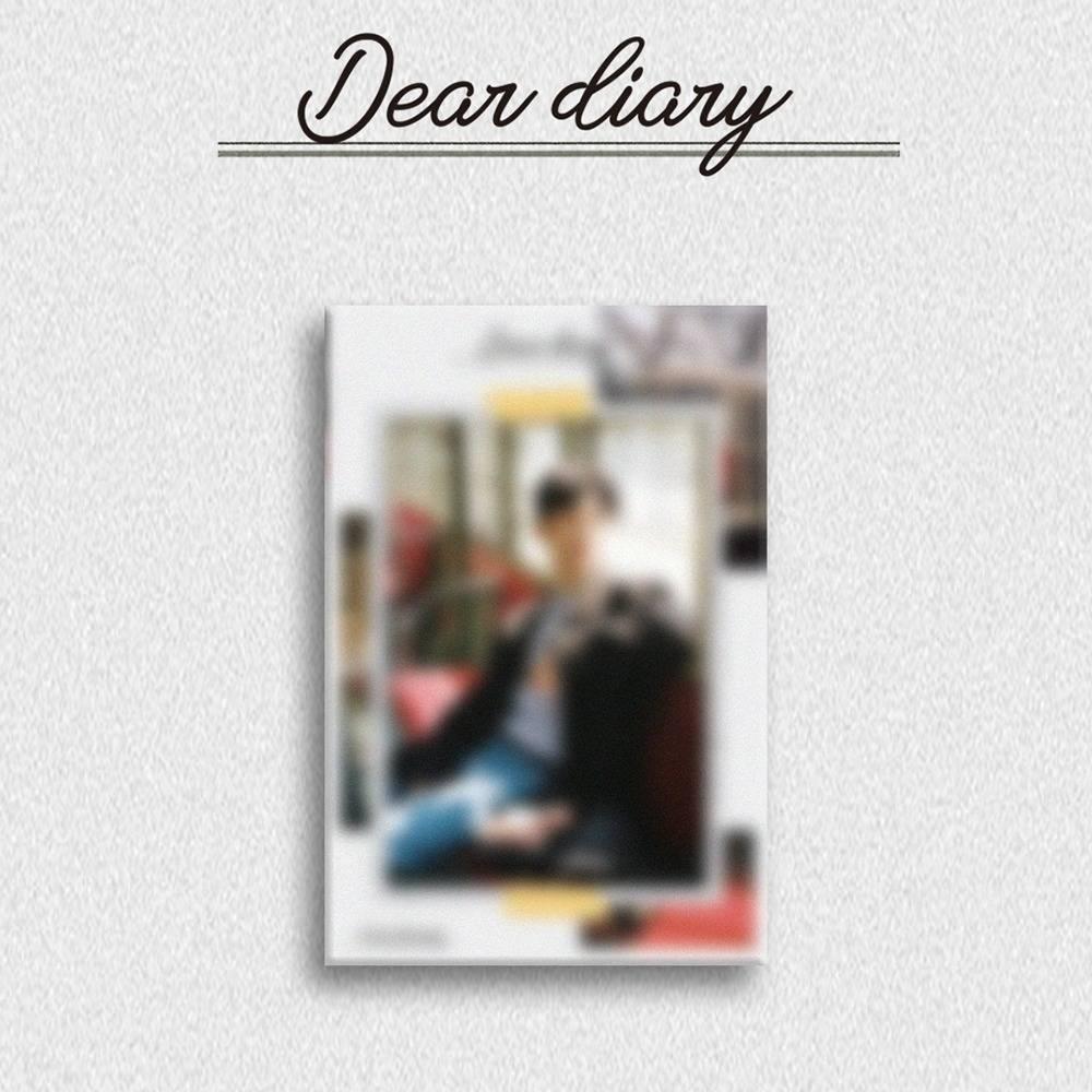 YUN JI SUNG - Dear Diary (Kihno Album)