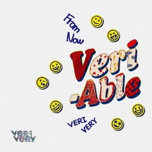 VERIVERY - 2nd Mini Album: Veri-Able CD (DIY Version)