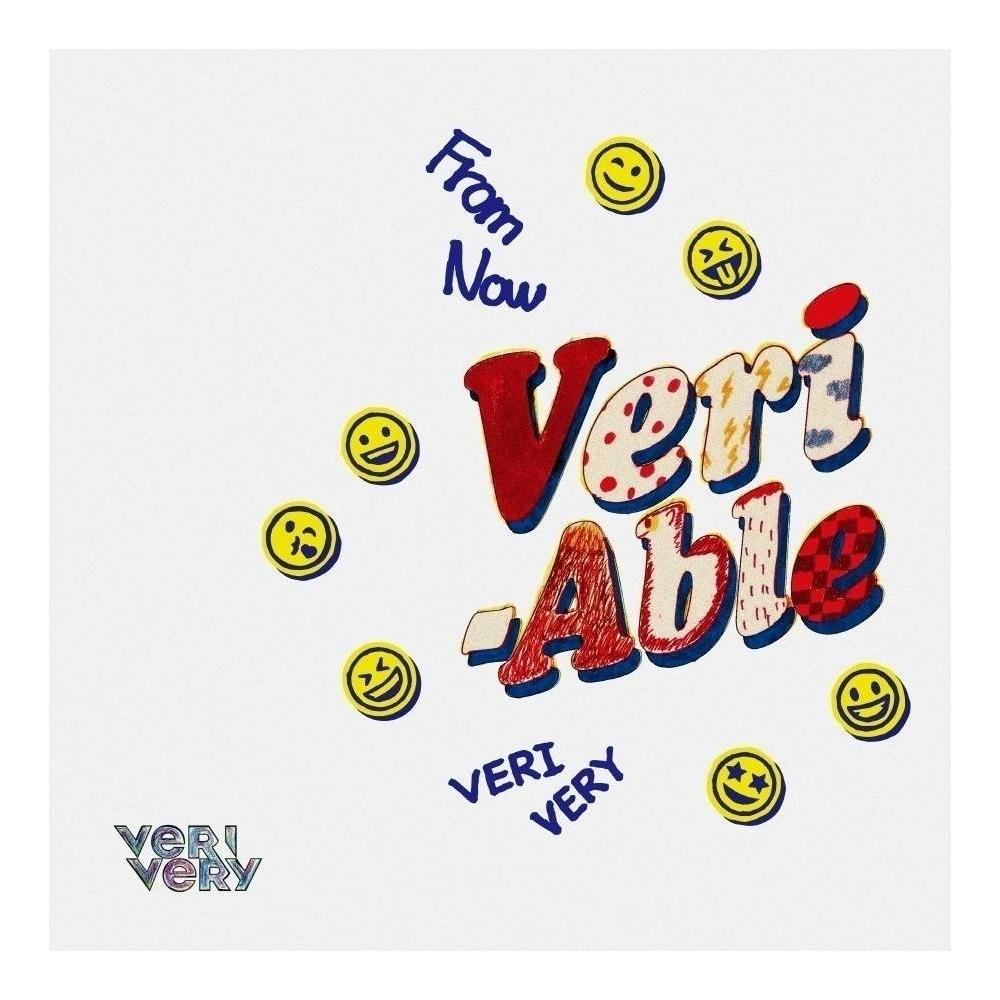 VERIVERY - 2nd Mini Album Veri-Able (DIY Ver.)