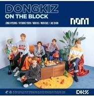 DONGKIZ - 1st Album: DONGKIZ ON THE BLOCK CD