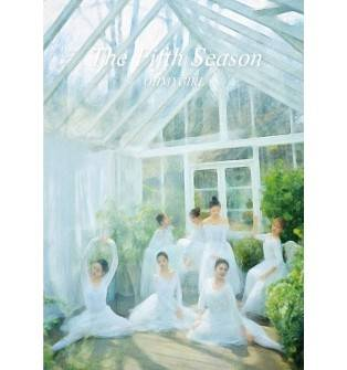 Oh My Girl - 1st Album: The Fifth Season CD (DrawingVersion)
