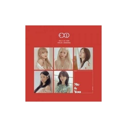 EXID - 5th Mini Album WE
