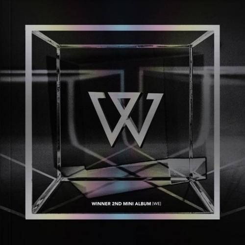 WINNER - 2nd Mini Album WE (Black Ver.)