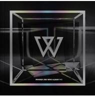 WINNER - 2nd Mini Album: WE CD (Black Version)