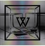 WINNER - 2nd Mini Album: WE CD (Silver Version)