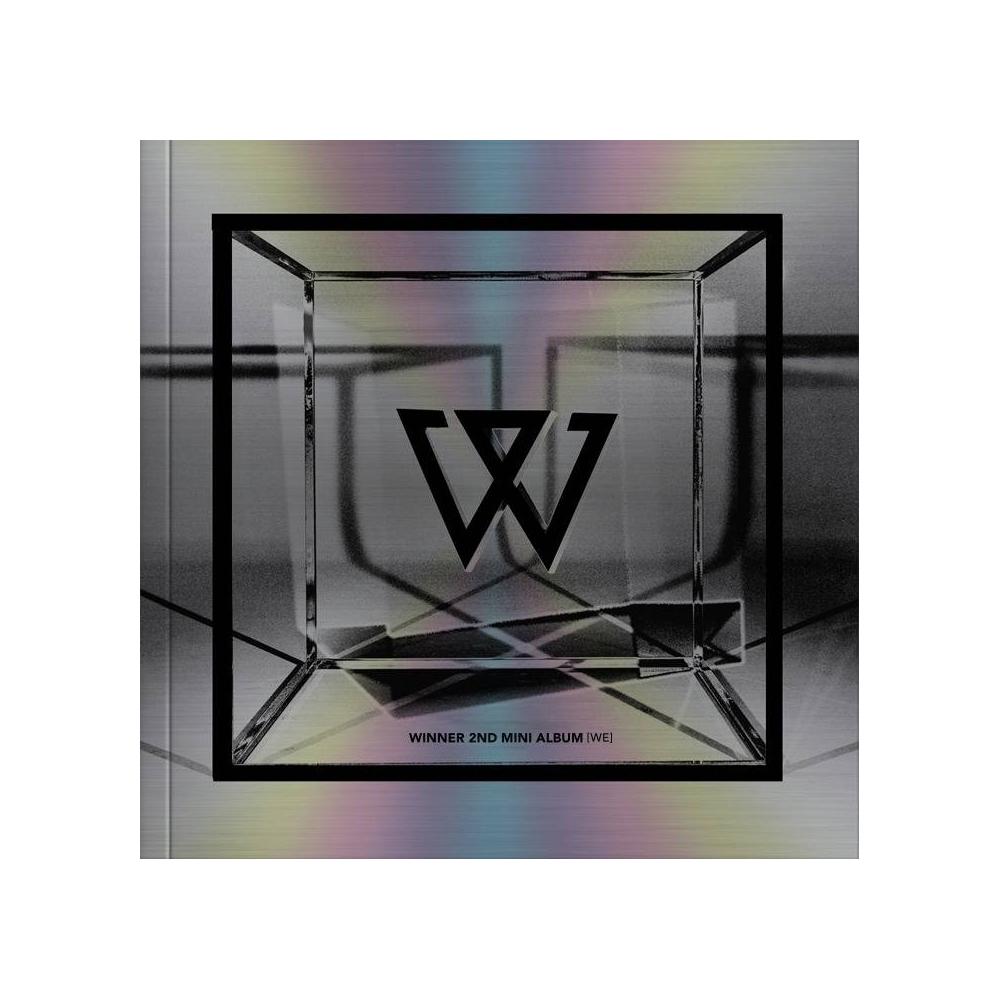 WINNER - 2nd Mini Album WE (Silver Ver.)