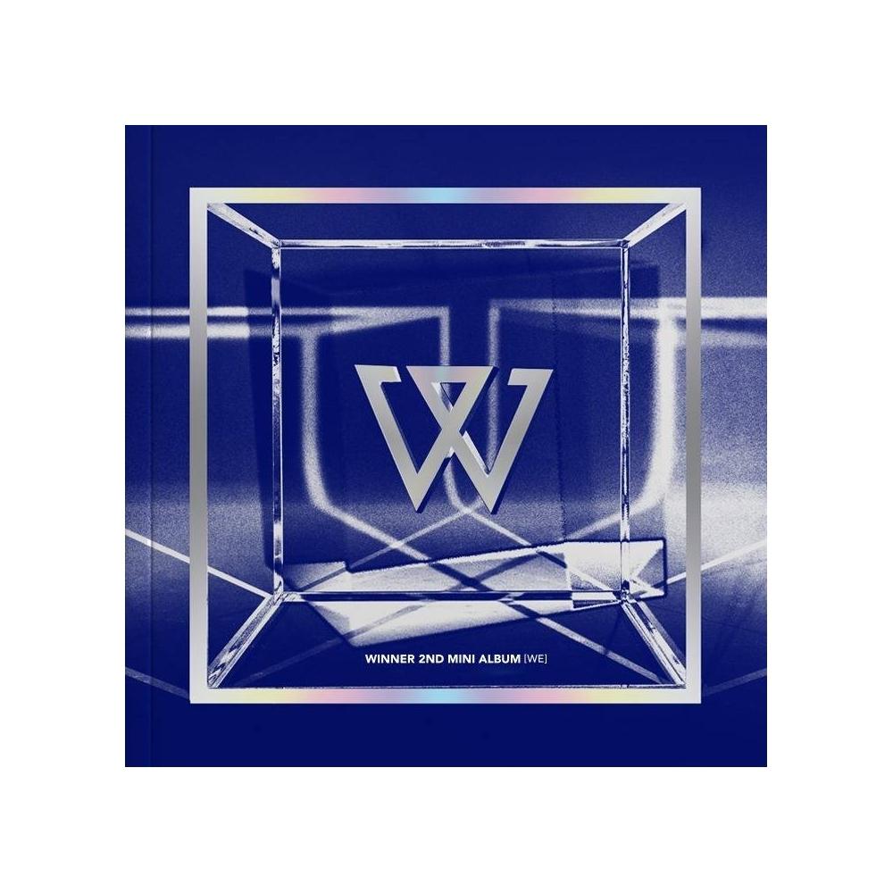 WINNER - 2nd Mini Album WE (Blue Ver.)