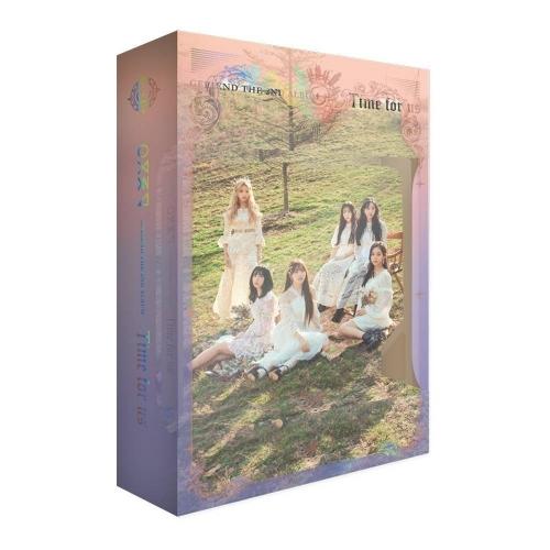 GFRIEND - 2nd Mini Album Time for us Kihno Album