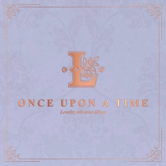 Lovelyz - 6th Mini Album ONCE UPON A TIME (Normal Ver.)