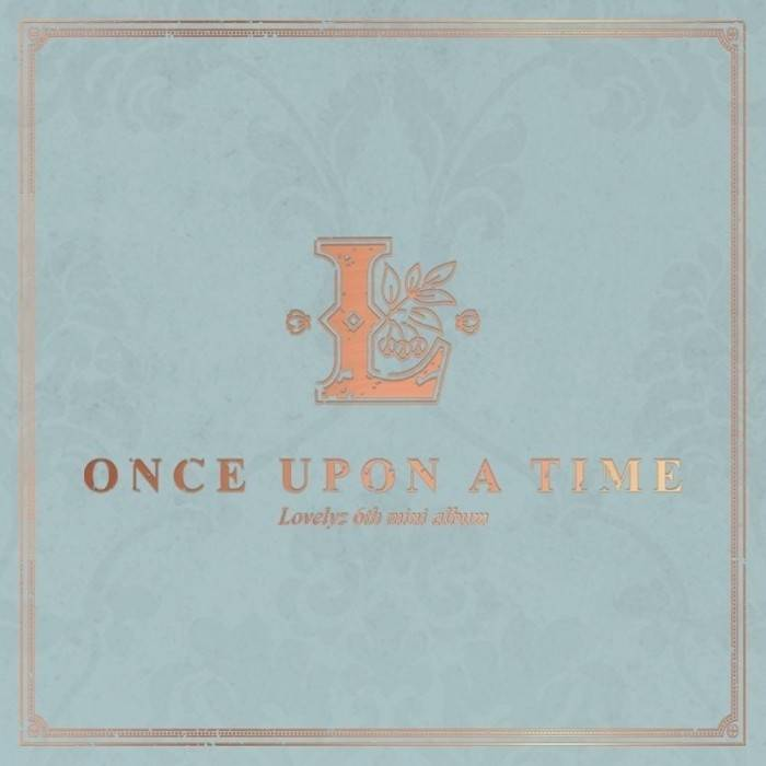 Lovelyz - 6th Mini Album ONCE UPON A TIME (Limited Edition)
