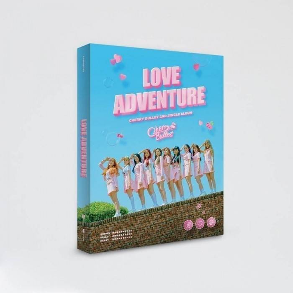 Cherry Bullet - 2nd Single Album LOVE ADVENTURE