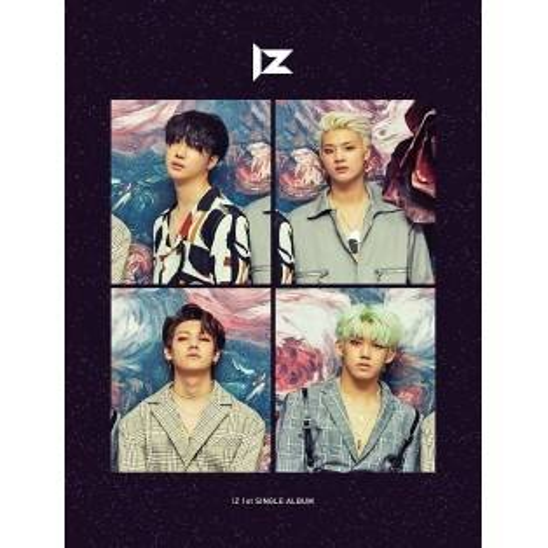 IZ - 1st Single Album RE:IZ