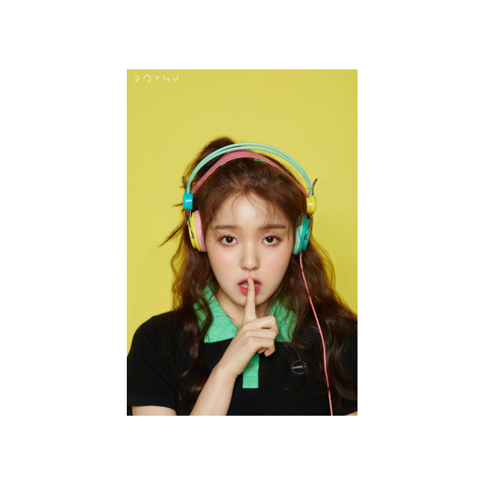 Rothy - 2nd Mini Album Color of Rothy