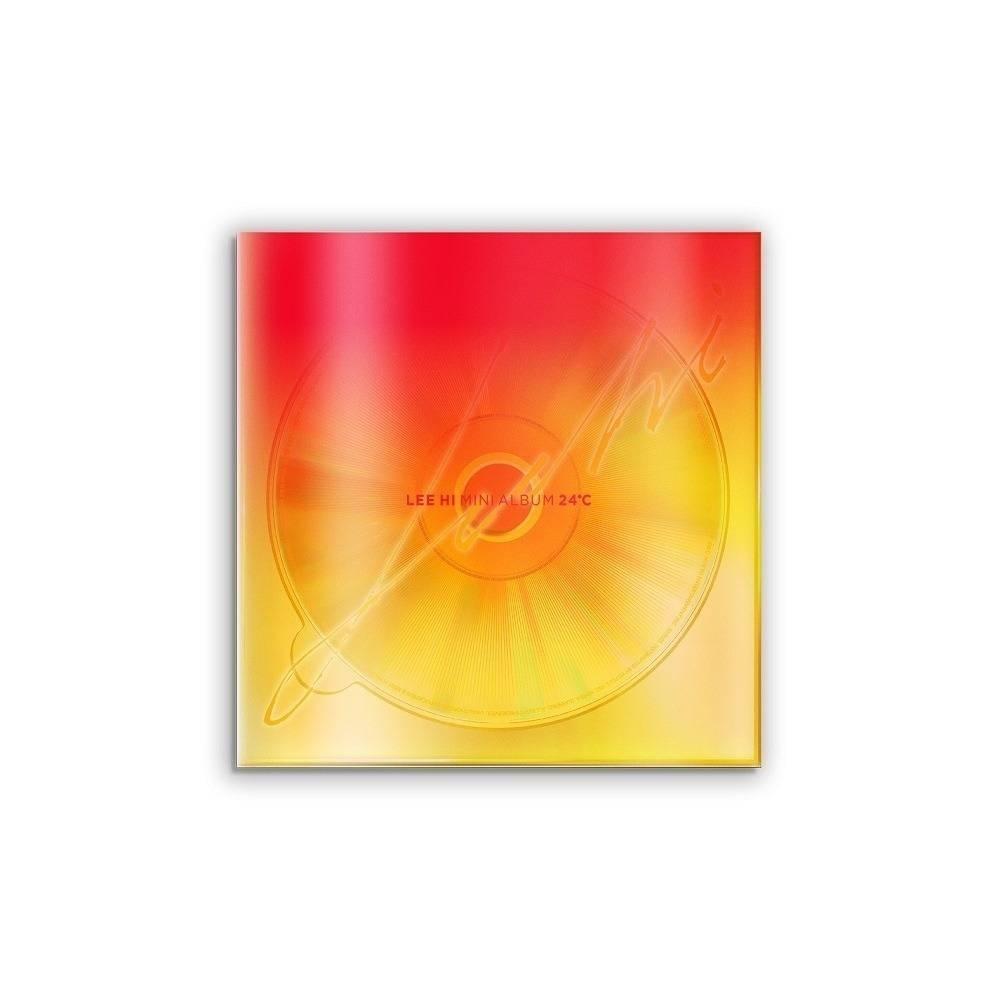 Leehi - Mini Album 24℃