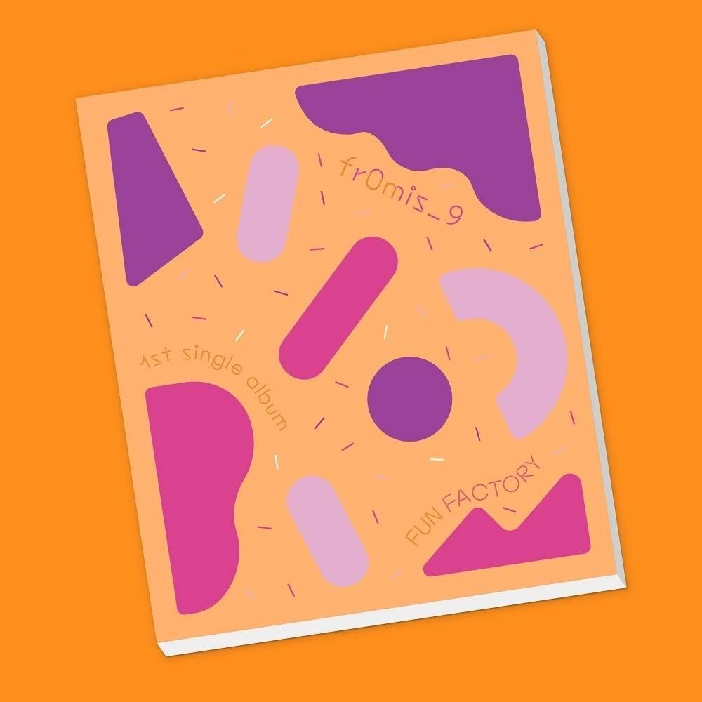 fromis_9 - 1st Single Album FUN FACTORY (Fun Ver.)