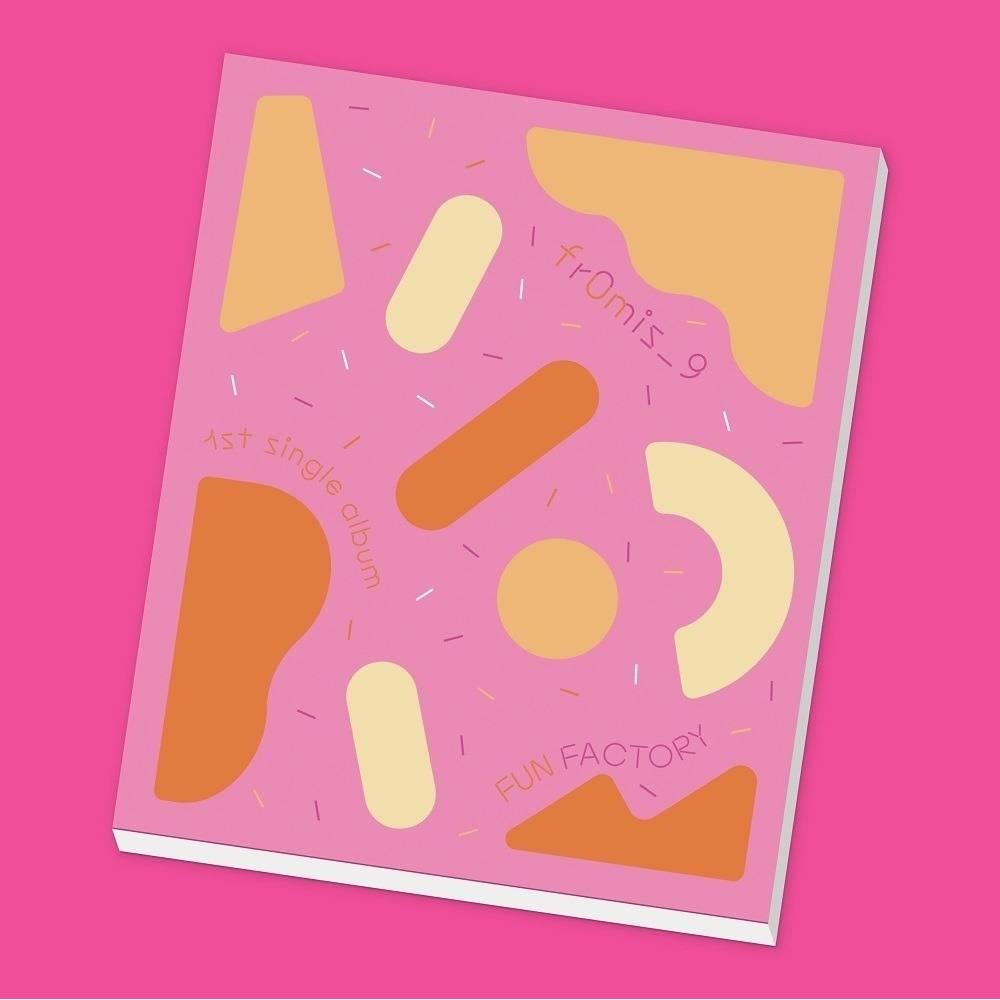 fromis_9 - 1st Single Album FUN FACTORY (Factory Ver.)