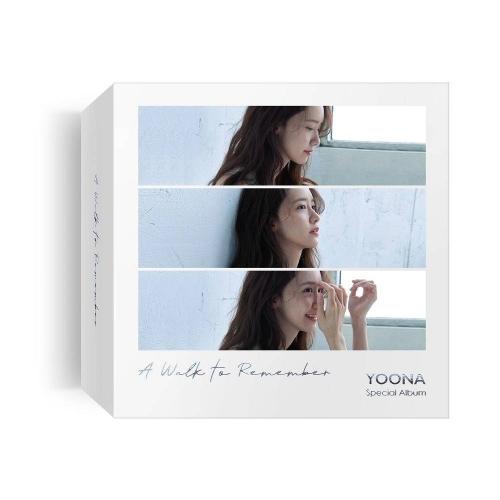 Yoona - Special Album A Walk to Remember Kihno Album