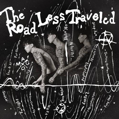 Jay Park - The Road Less Traveled CD