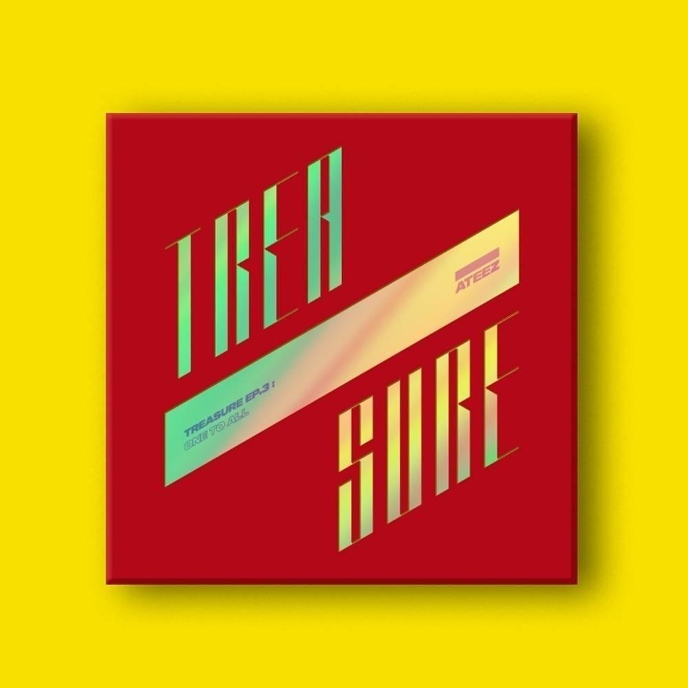 ATEEZ - TREASURE EP.3 One To All (Illusion Ver.)