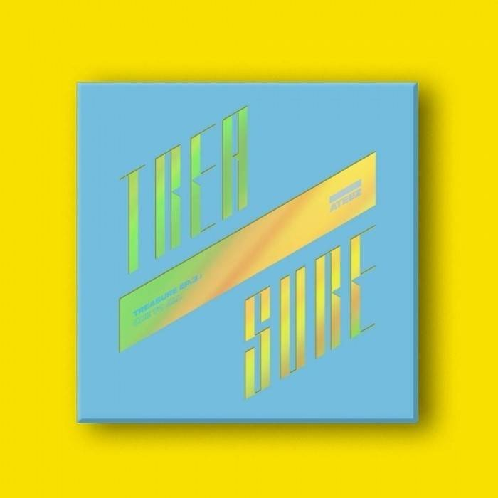 ATEEZ - TREASURE EP.3 One To All (Wave Ver. 2nd Press)