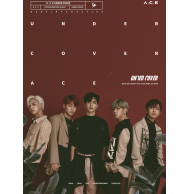 A.C.E - 2nd Mini Album: UNDER COVER CD