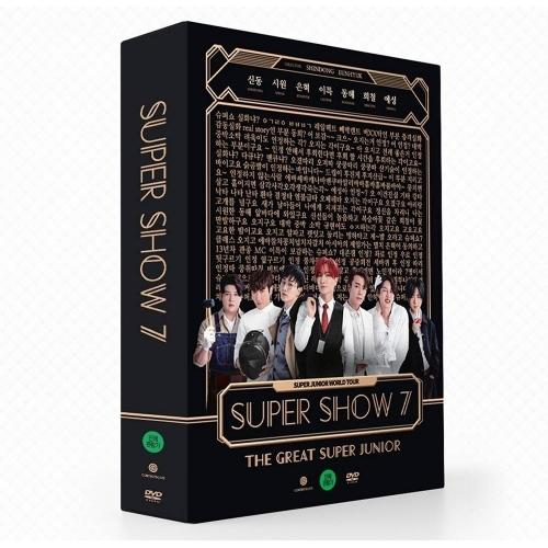 Super Junior - Super Show 7 DVD