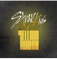Stray Kids - Clé 2 : Yellow Wood CD (Maximum 1 Copy per Person, Limited Edition)