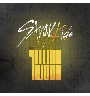 Stray Kids - Clé 2 : Yellow Wood CD (Normal Edition)