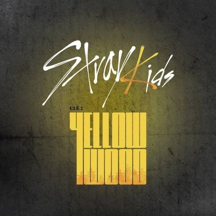 Stray Kids - Clé 2 : Yellow Wood (Normal Edition)