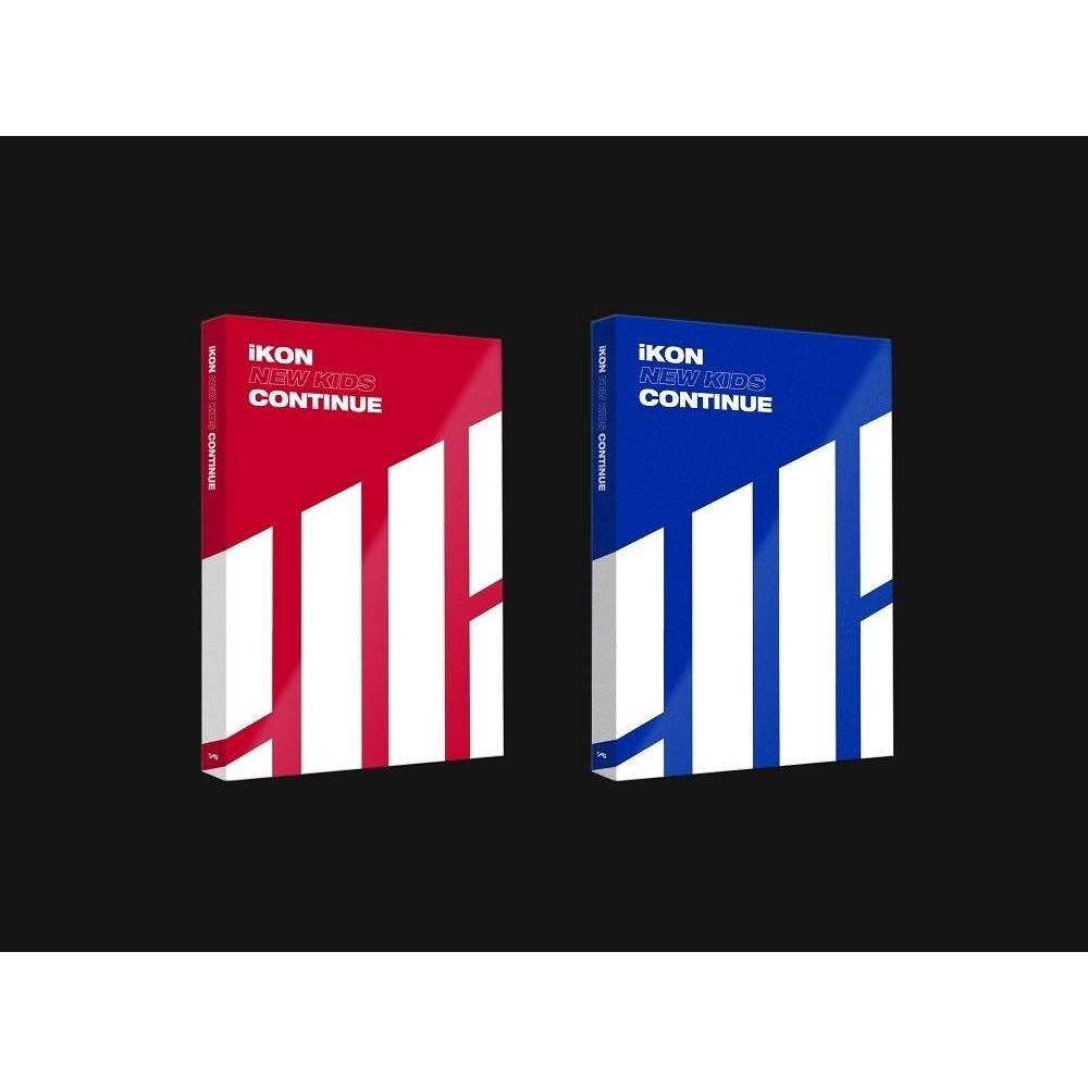 iKON - Mini Album New Kids Continue (Random Ver.)