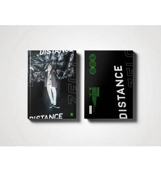 Zelo - 1st Mini Album: Distance CD