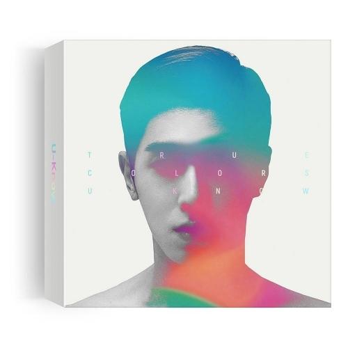 U-Know - 1st Mini Album True Colors Kihno Album