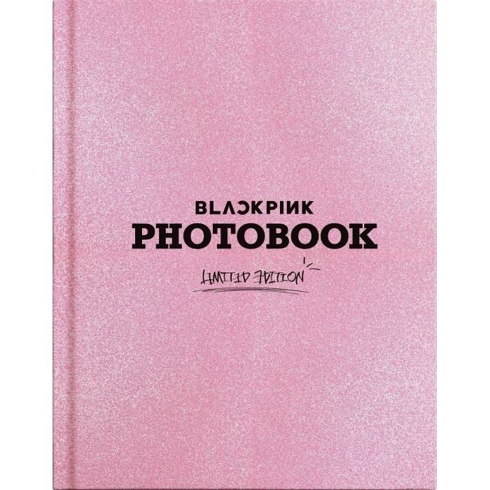 BLACKPINK - BLACKPINK PHOTOBOOK LIMITED EDITION