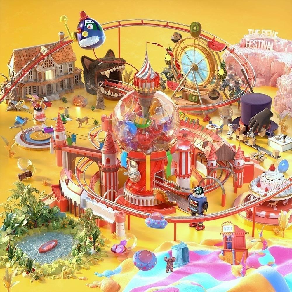 Red Velvet - The ReVe Festival' Day 1 Kihno Album