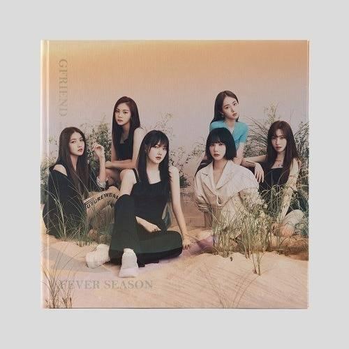 GFRIEND - 7th Mini Album: Fever Season CD (熱 Version, preorder item available)