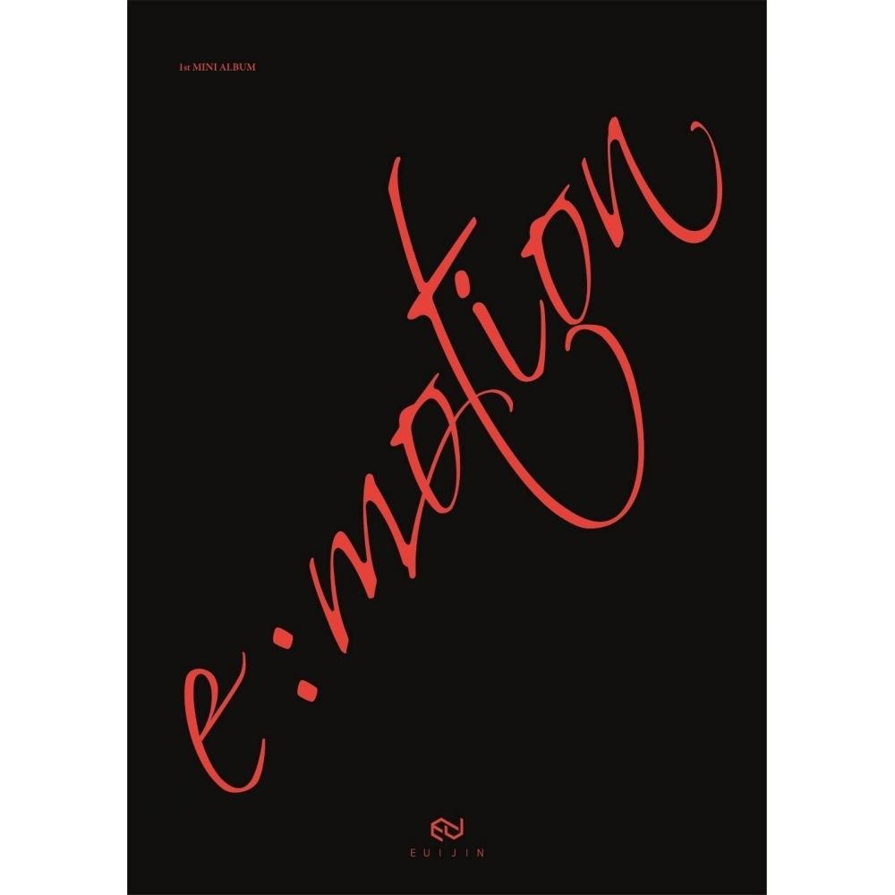 Euijin - 1st Mini Album e:motion (Special Edition)