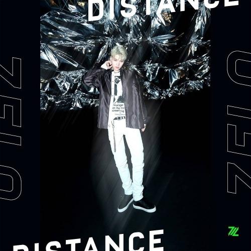 Zelo - 1st Mini Album Distance (Special Edition)