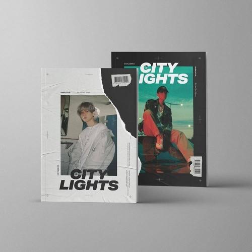 Baekhyun - 1st Mini Album: City Lights CD