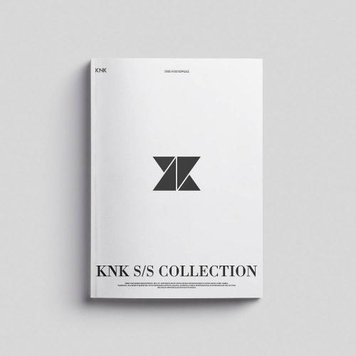 KNK - 5th Mini Album: KNK S/S COLLECTION CD