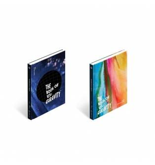 DAY6 - 5th Mini Album: The Book of Us : Gravity CD (film photocard available)