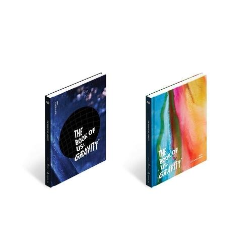 DAY6 - 5th Mini Album The Book of Us : Gravity