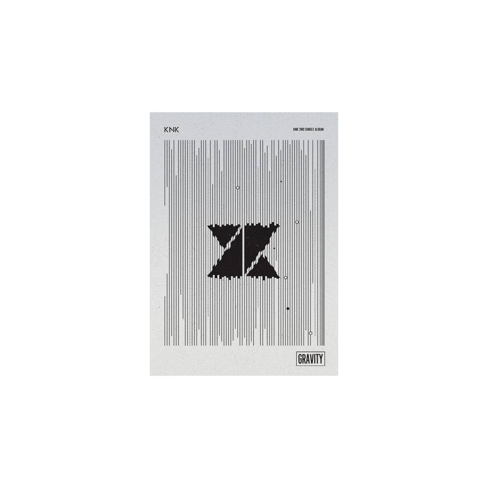 KNK - 2nd Single Album Gravity