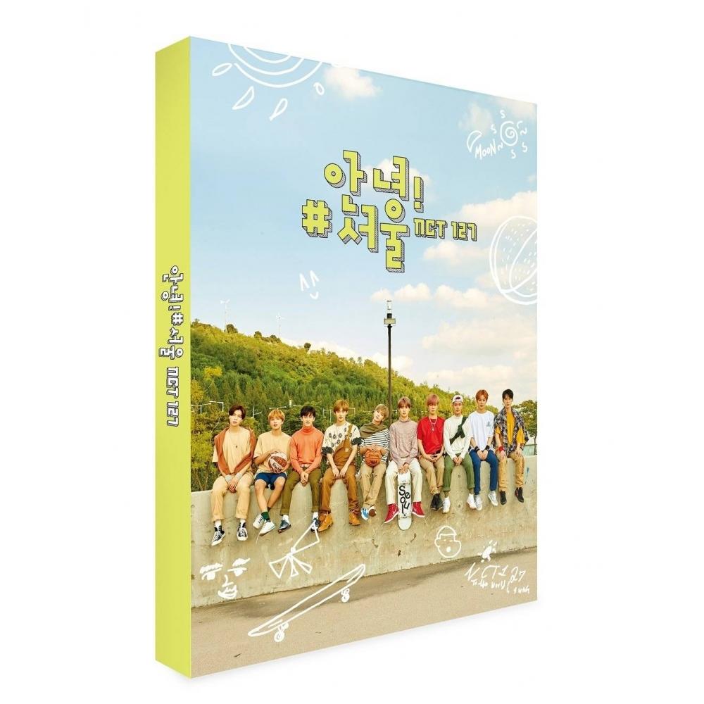 NCT 127 - HI! Seoul Photobook (cover damaged)