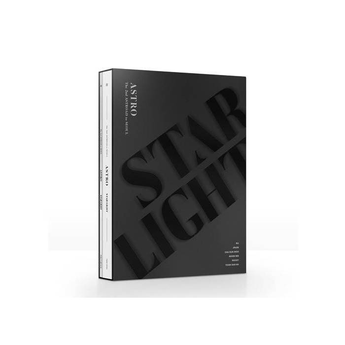 ASTRO THE 2ND ASTROAD TO SEOUL Blu-ray