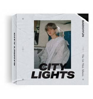 Baekhyun - 1st Mini Album: City Lights Kihno Album