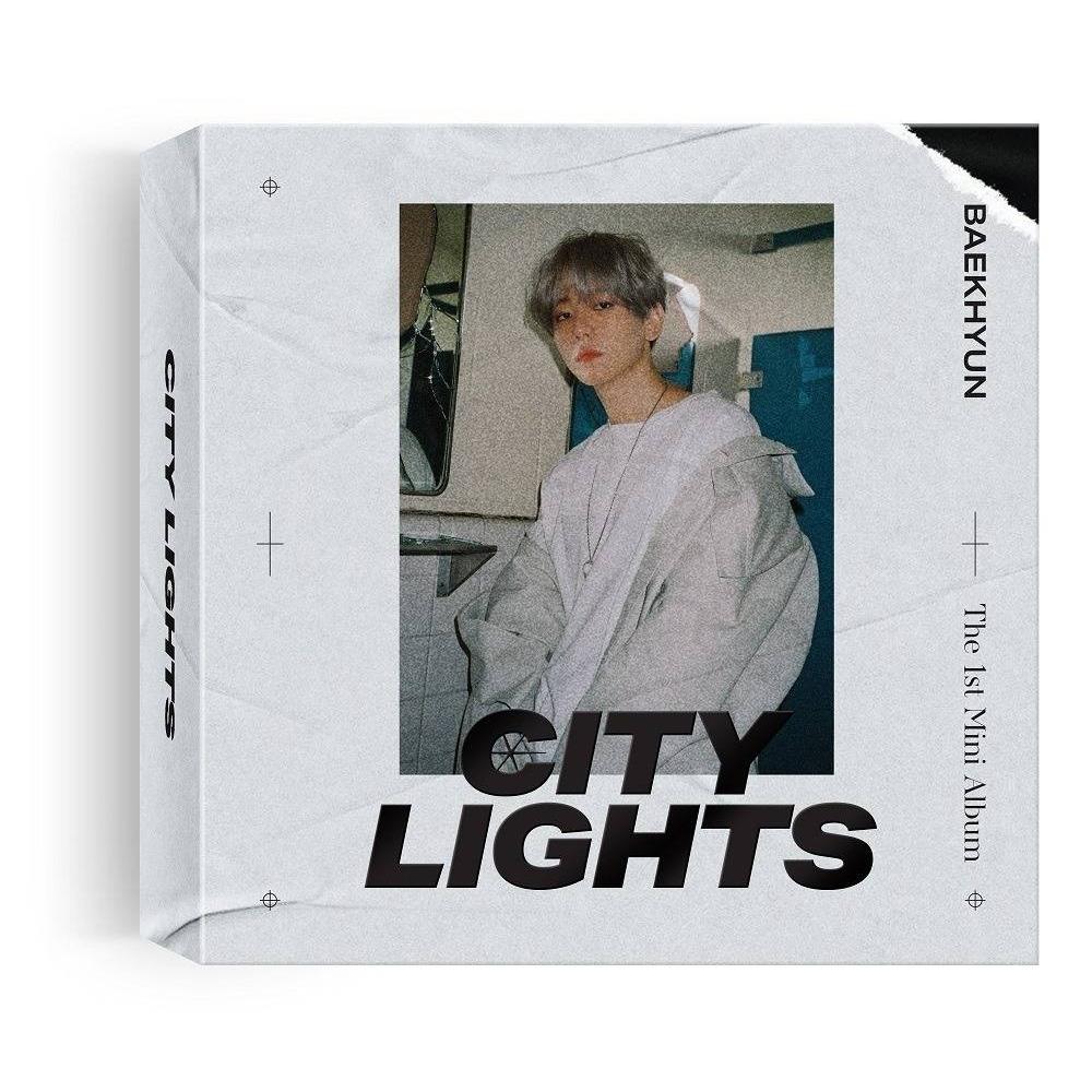 Baekhyun - 1st Mini Album City Lights Kihno Album