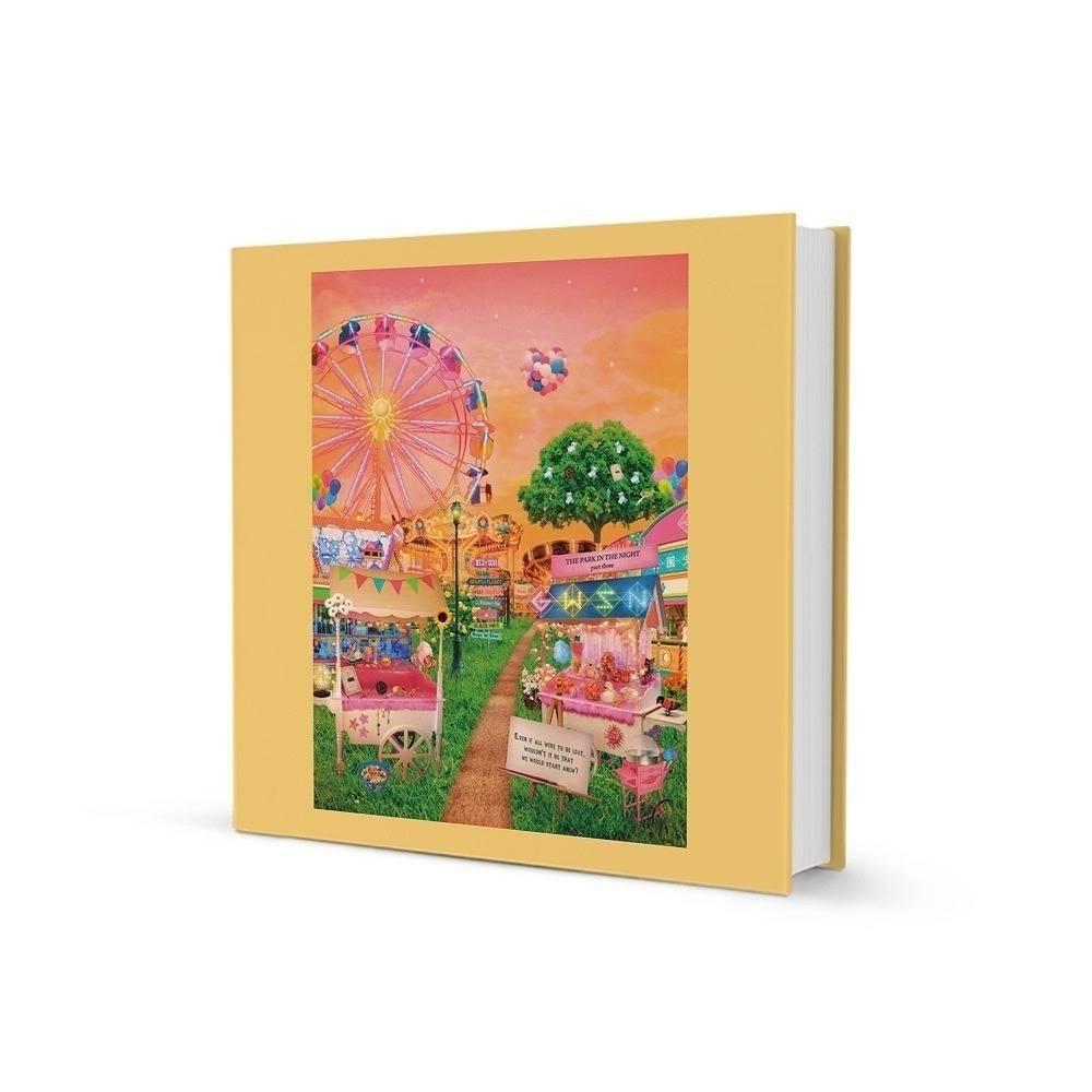 GWSN - 3rd Mini Album The Park In The Night Part Three