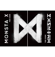 Monsta X - 5th Mini Album The Code (Random Ver.)
