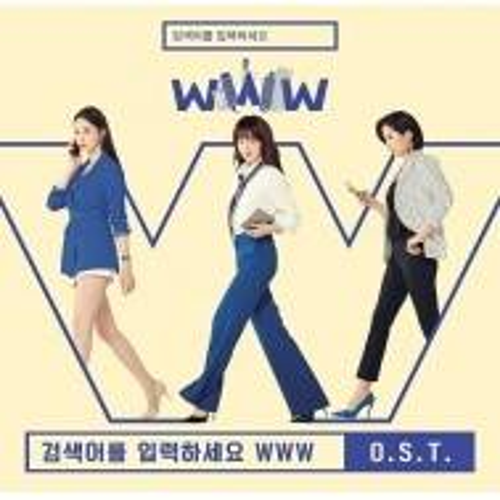Search: WWW OST CD (tvN Drama)